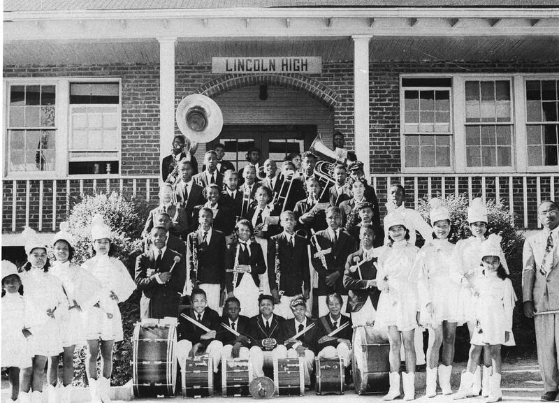 Lincoln High Band